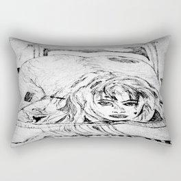 Spoon (College Art) Rectangular Pillow