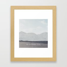 Found Functions 2/4 Framed Art Print