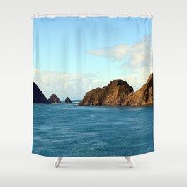 Slice of heaven Shower Curtain