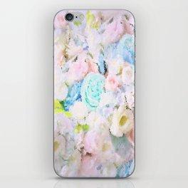 ROSE WHISPERER FADE OUT MOSAIC IMPRESSION iPhone Skin