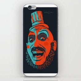 Captain Spaulding iPhone Skin