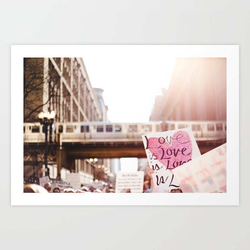 Love Poster by Yuliyaryvkina PRN8301848