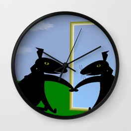 Who is these dude??? Wall Clock