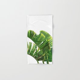 Banana Leaves Hand & Bath Towel