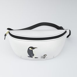 Penguins at Play Fanny Pack