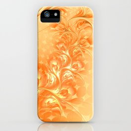 Touched By Sunshine iPhone Case
