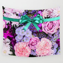 Floral Gift 5 Wall Tapestry