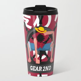 Strawhat Pirate Travel Mug