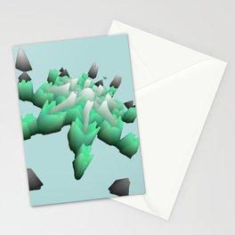 Random 3D No. 96 Stationery Cards