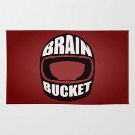 Brain bucket Rug