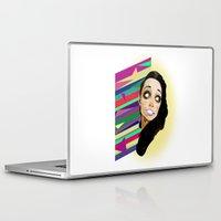 punisher Laptop & iPad Skins featuring The Punisher by Sten-Erik Villup