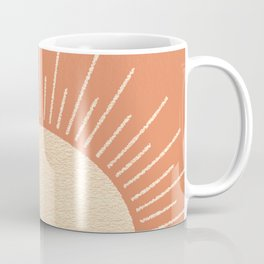 Sunrise pink Coffee Mug