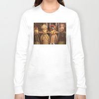 dungeons and dragons Long Sleeve T-shirts featuring DRAGONS by Logram