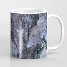 Cracked Bark Coffee Mug