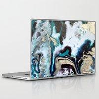 orca Laptop & iPad Skins featuring Orca by Lauren Yonenson