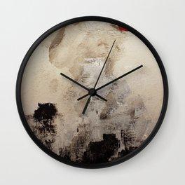 The Cobra's Breath Wall Clock