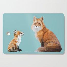 Fox Tenderness Cutting Board