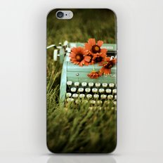 Loveletters iPhone & iPod Skin