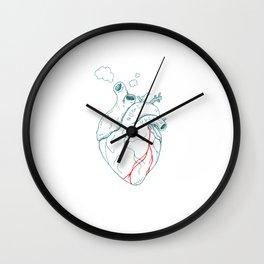 Soft Machine Wall Clock