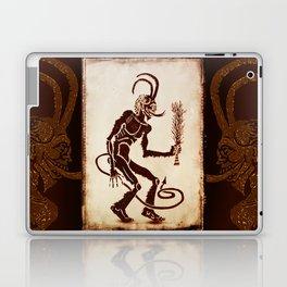 Krampus Is Coming Laptop & iPad Skin
