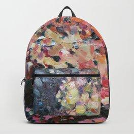 Hot Hydrangeas Backpack