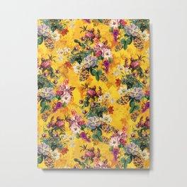 Summer Botanical Garden IX Metal Print