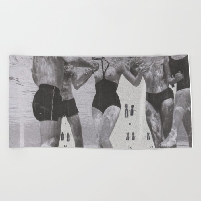Gene Pool Beach Towel