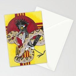 Roadrunner 4 Stationery Cards