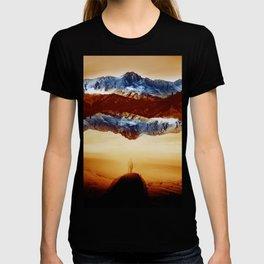 Vibrant Mountain T-shirt