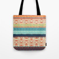 friday Tote Bags featuring Friday by Monty