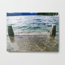 Lake Ashi - Hakone, Japan Metal Print