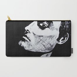 I See You by D. Porter Carry-All Pouch