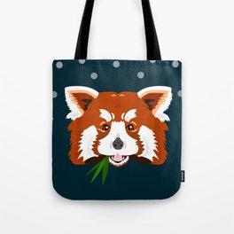 Rascal Red Panda Tote Bag