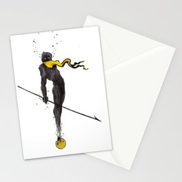 The Lancer Stationery Cards