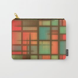 Abstract Background 25 Carry-All Pouch