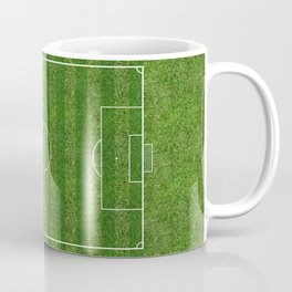 Soccer (Fooball) Field Coffee Mug