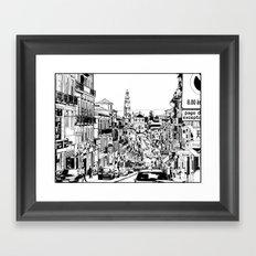 porto II Framed Art Print