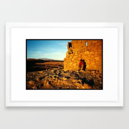 Morocco Framed Art Print