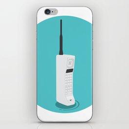 Motorola Dynatac iPhone Skin