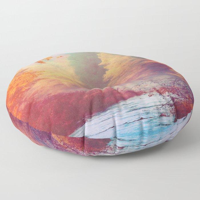 Dreams Remembered Floor Pillow