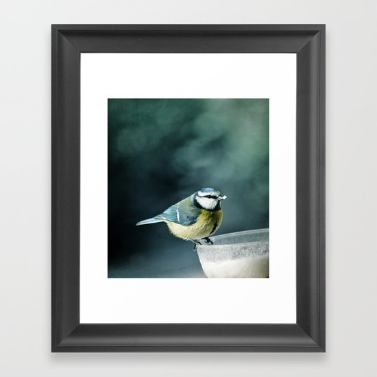 Lunch Time ! ! ! Framed Art Print