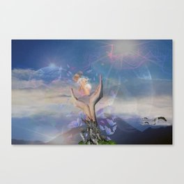 Mother' s Day Canvas Print