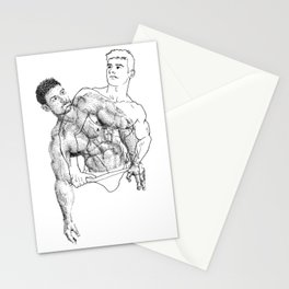 Josh - Double Nood Dood Stationery Cards