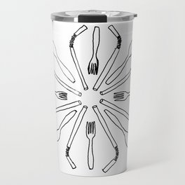 Trash Talk Travel Mug