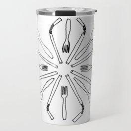 Trash Talk Travel Mug