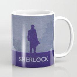 Sherlock 02 Coffee Mug