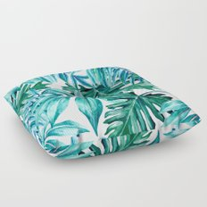 Tropical jungle II Floor Pillow