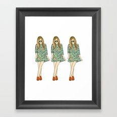 May Fourth Framed Art Print