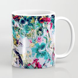 RPE ABSTRACT FLORAL -IV Coffee Mug