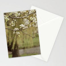Spring-scape Stationery Cards